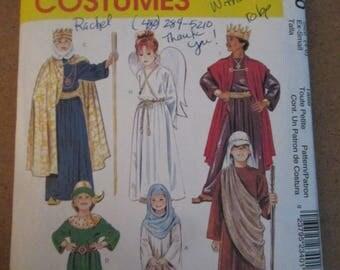 McCalls Costume Pattern 2340 Size Ex-Small (4-6)