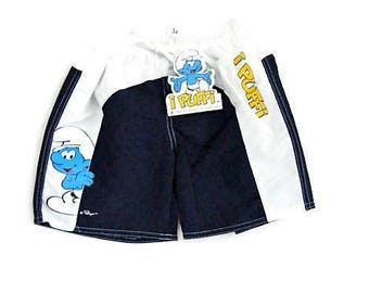 SMURFS fancy dress 3 short years (98 cm) baby