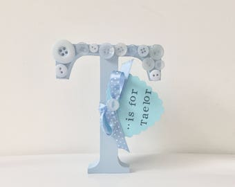 Personalised Freestanding Letters