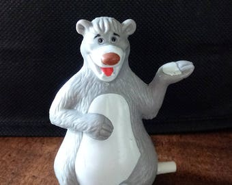 Vintage 1990 Baloo, McDonald's Happy Meal Toy