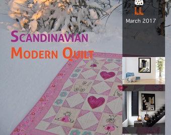 Scandinavian Modern Quilt