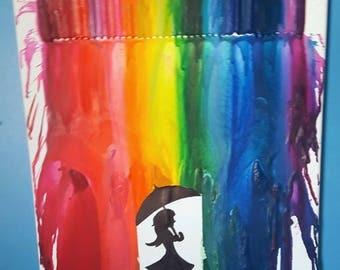 Raining Color