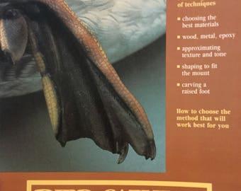 Bird Carving Basics -Feet