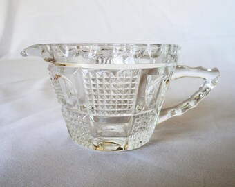 Crystal Creamer Cup