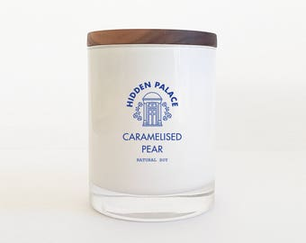 Caramelised Pear | Soy Candle
