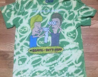 Beavis and Butthead Altered T-shirt