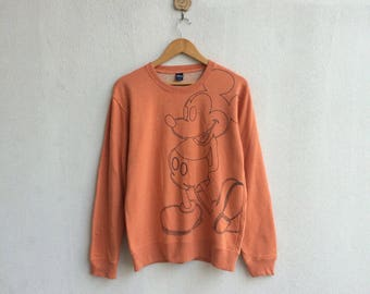 Mickey Mouse Disney Sweatshirt Interesting Design