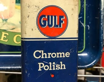 Gulf Chrome Polish