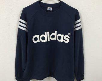 Vintage Adidas Threefoil Sweatshirt