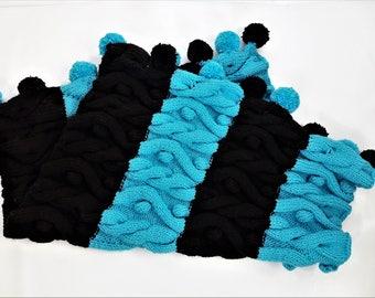 Plaid wool, knitted plaid hand, warm blanket plaid winter wool knitted blanket, plaid, hand made plaid blanket, plaid