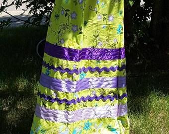 Youth girls ribbon skirt