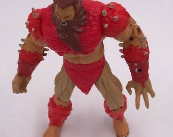 Ghost Rider action figure outcast 1996