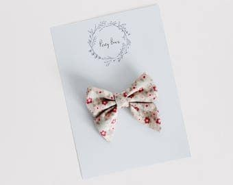 Small bow | floral