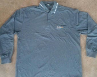 Vintage banetton simple shirt