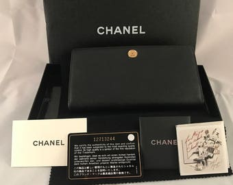 Chanel Portefeuille