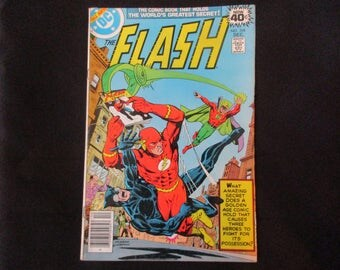 The Flash #268 D.C. Comics 1978
