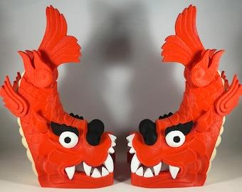 Dragon Fish (Pair)