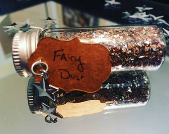Rose gold Fairy Dust, Magic dust, Tooth fairy dust, Fae, Wishing glitter, Make a wish