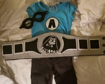 The Aquabats Outfit (Pants not included)