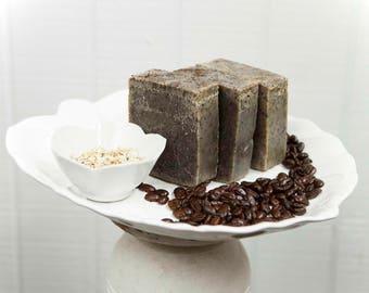 Java All Natural Handmade Vegan Soap