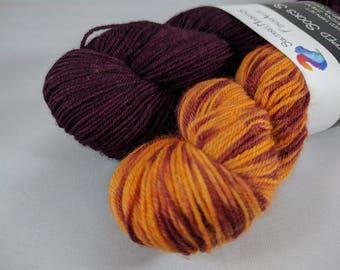 Inverse Stripe Socks Kit