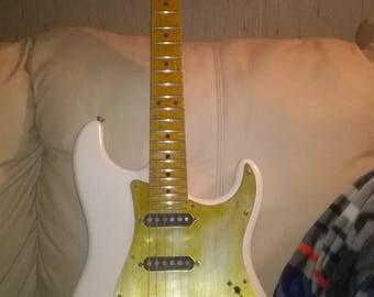 fender USA parts stratocaster guitar