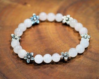 Rose Quartz Bracelet ~ Love & Relationships