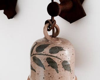 Pottery bell | Pottery accessories | Wall art