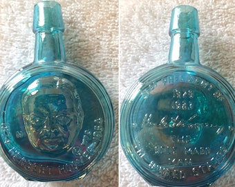 Herbert Hoover Decanters by Wheaton