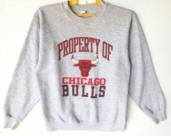 VINTAGE property of chicago bulls
