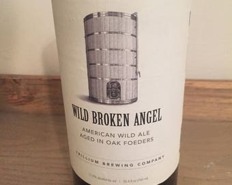 Trillium Brewing Wild Broken Angel Candle