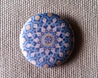 Lt Blue Mandala