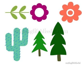 Preschool Weather and Seasons Printables for Kids