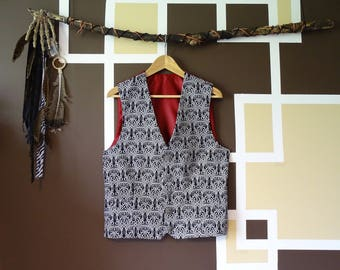Art Nouveau Waistcoat
