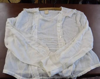 The Withmor Antique Blouse