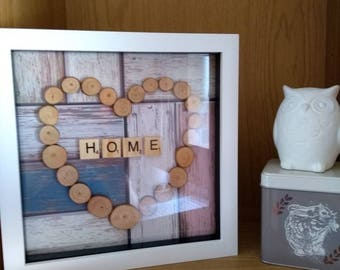 Handmade home picture