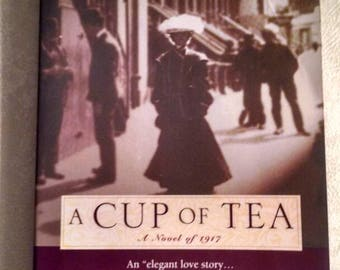 A cup of tea, book
