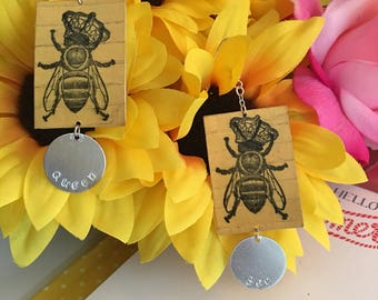 Queen of the Bees Earrings