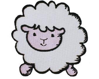White Sheep Patch W.Ch.Patch