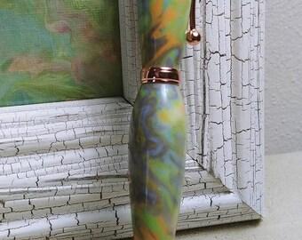 Liquid candy pen. Custom acrylic pen.