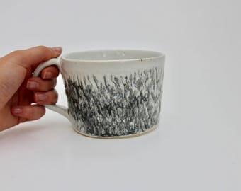 Contemporary Wide Mouth Mug
