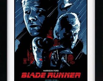 Blade runner Minifigure frame