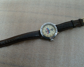 watch VOSTOK amphibian. the USSR