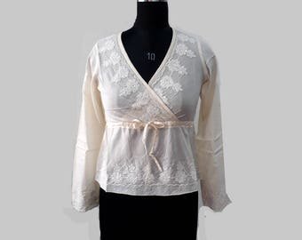 Amazing Tribal Hand Embroidery Blouse