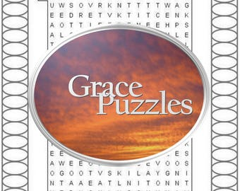 Blaise Pascal Findaquote Instant Download Printable Puzzle