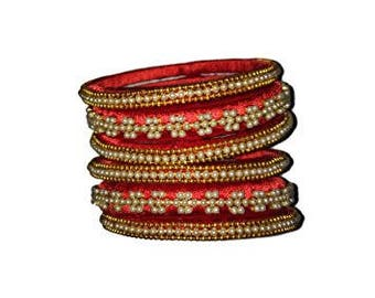 Thread Bangle Set