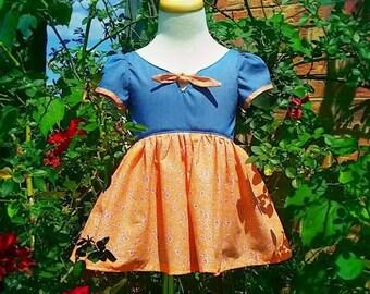 Vintage Charlie Tunic, Girls top.