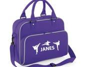 iLeisure Girls Personalised Karate Bag.