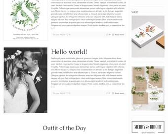 Buy a Blog. A blog designed for you. Website. Blog template blog built for you. personalised blog customized blog setup. custom blog