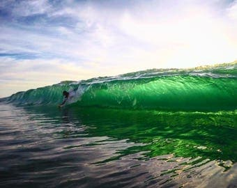 Wave Photography in San Diego California